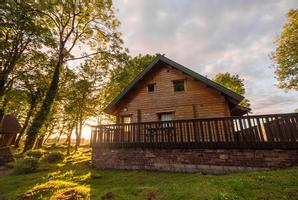Lusty Beg Island | Kesh | 3 Bedroom Lodge